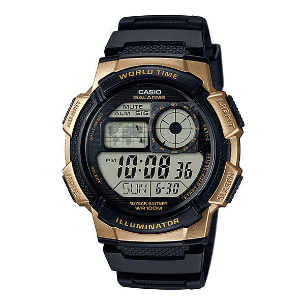 Casio AE-1000W-1A3V Resin Watch