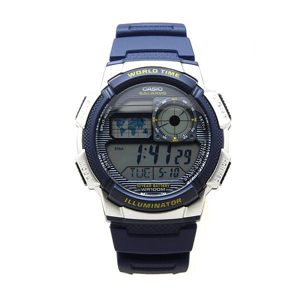 Casio AE-1000W-2AV Resin Watch