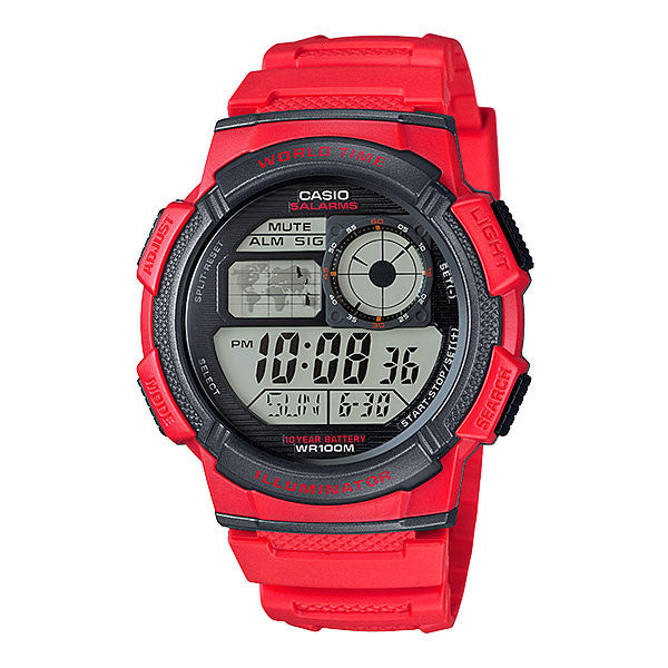 Casio AE-1000W-4AV Resin Watch