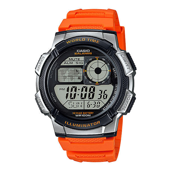 Casio AE-1000W-4BV Resin Watch
