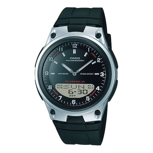 Casio AW-80-1AV Resin Watch