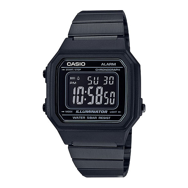 Casio B650WB-1B Stainless Steel Watch