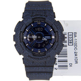Casio Baby-G BA-110DC-2A1 Resin Watch