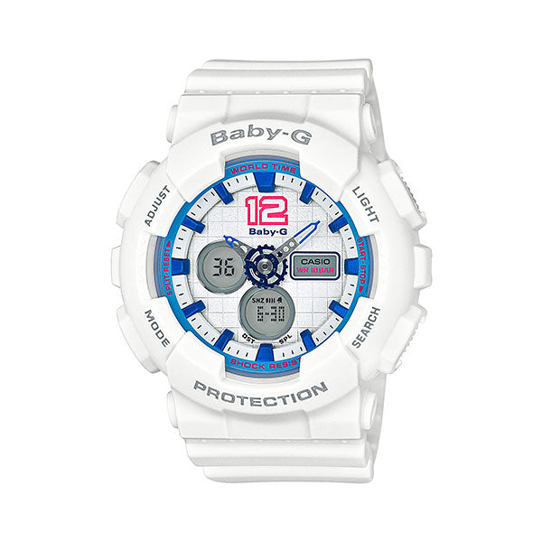 Casio Baby-G BA-120-7B Resin Watch