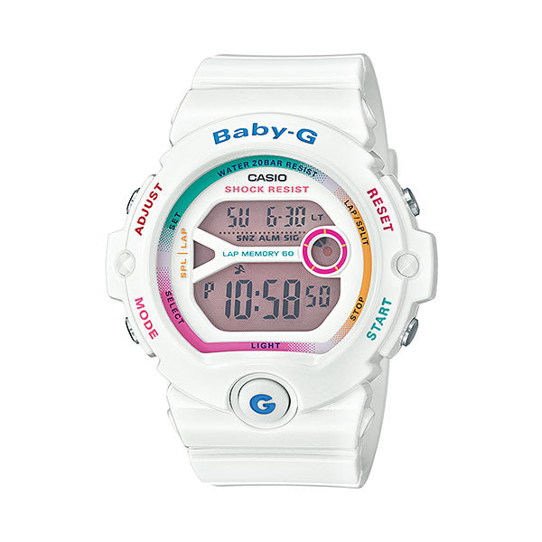 Casio Baby-G BG-6903-7C Runner Resin Watch