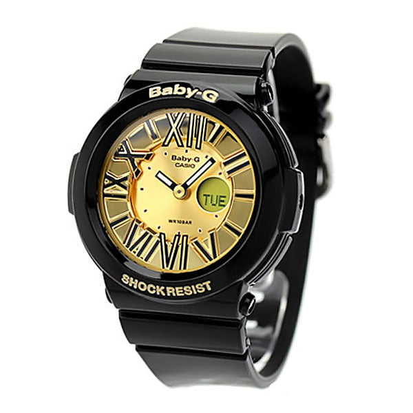 Casio Baby-G BGA-160-1B Resin Watch