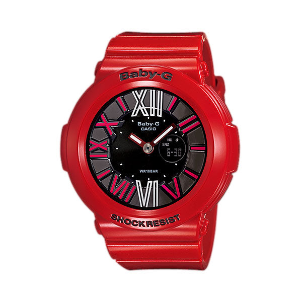 Casio Baby-G BGA-160-4B Resin Watch