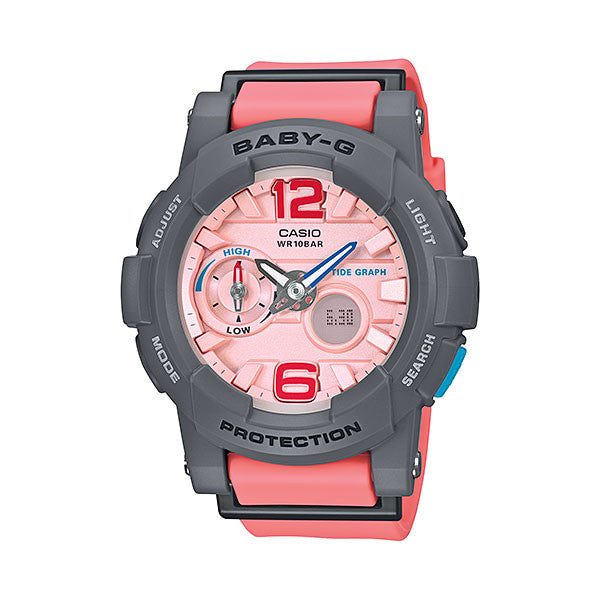 Casio Baby-G G-LIDE BGA-180-4B2 Resin Watch