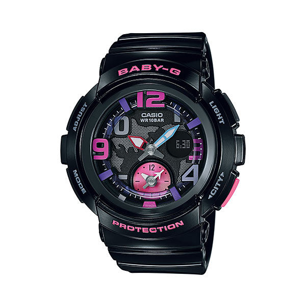 Casio Baby-G BGA-190-1B Resin Watch