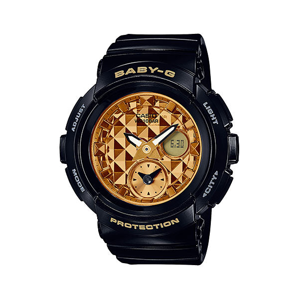 Casio Baby-G BGA-195M-1A Resin Watch