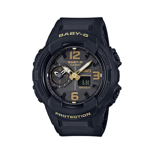 Casio Baby-G BGA-230-1B Resin Watch