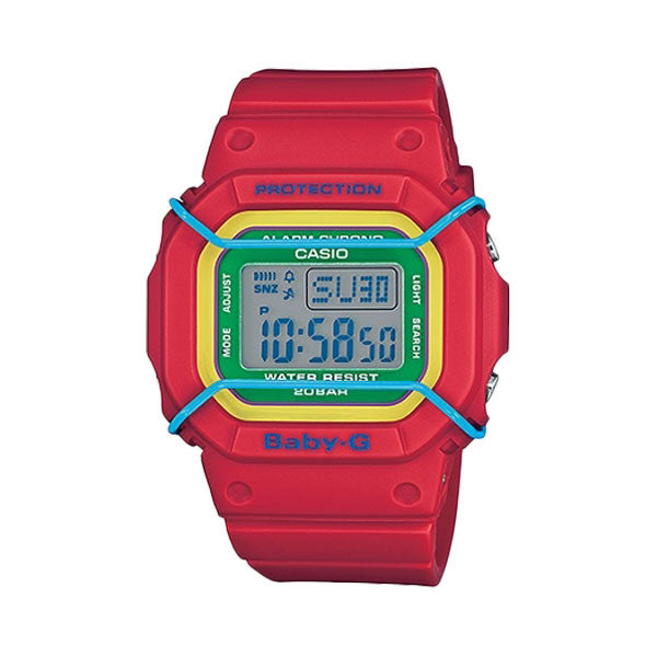 Casio Baby-G BGD-501-4B Resin Watch