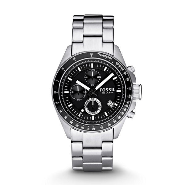 Fossil CH2600 Stainless Steel Watch