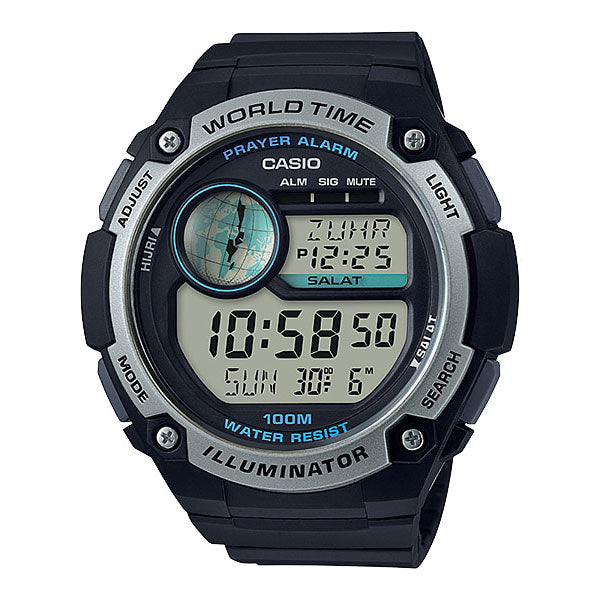 Casio CPA-100-1AV Resin Watch