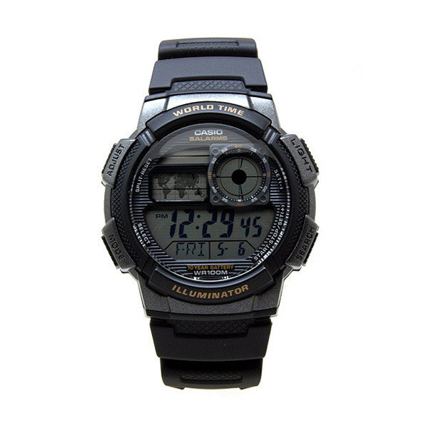 Casio AE-1000W-1AV Resin Watch