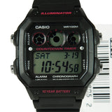 Casio AE-1300WH-1A2V Resin Watch