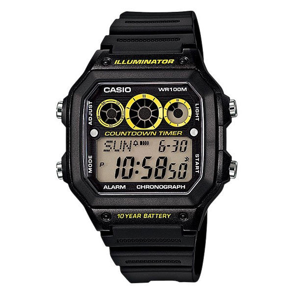 Casio AE-1300WH-1AV Resin Watch