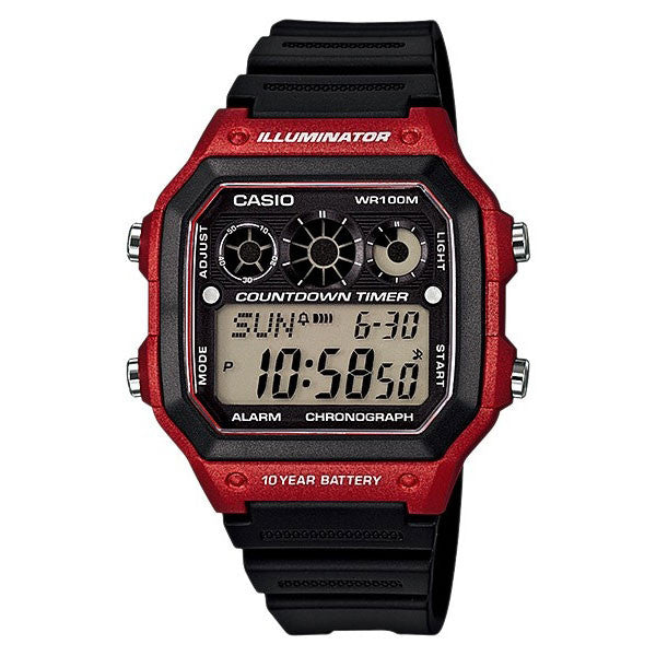 Casio AE-1300WH-4AV Resin Watch