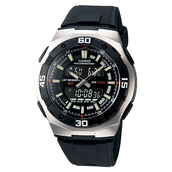 Casio AQ-164W-1AV Resin Watch