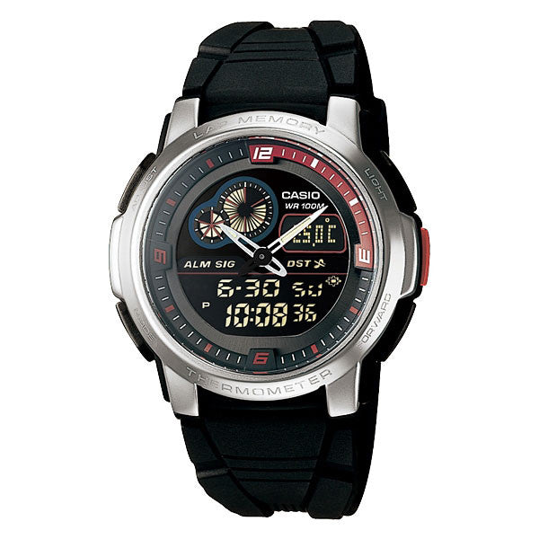 Casio AQF-102W-1BV Resin Watch
