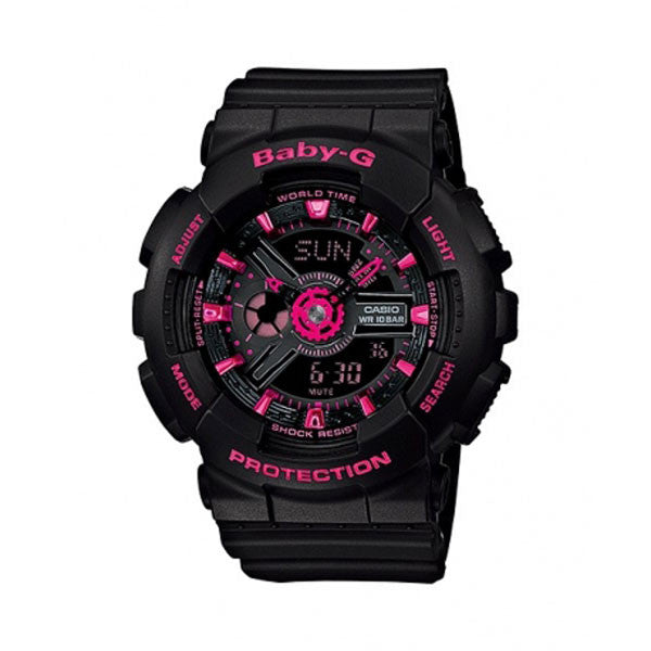 Casio Baby-G BA-111-1A Resin Watch