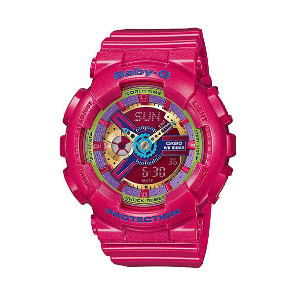 Casio Baby-G BA-112-4A Resin Watch