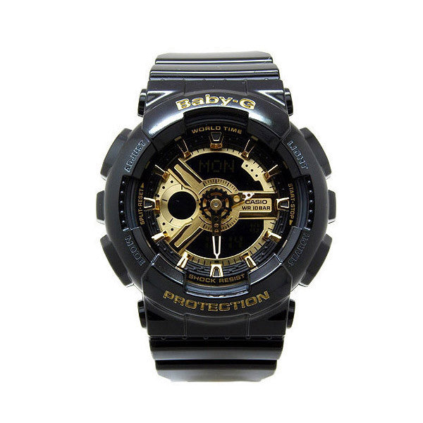 Casio Baby-G BA-110-1A Resin Watch