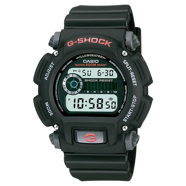 Casio G-Shock DW-9052-1V Resin Watch