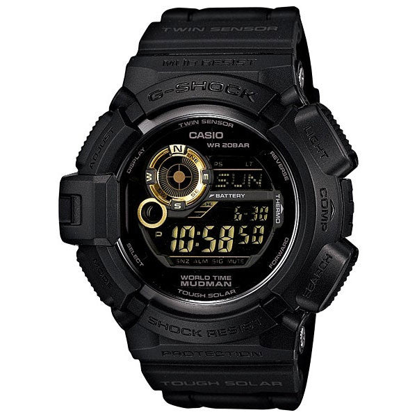 Casio G-Shock G-9300GB-1D Resin Watch