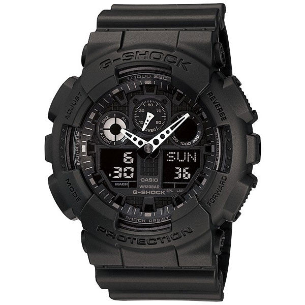 Casio G-Shock GA-100-1A1D Resin Watch