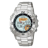 Casio Hunting Gear AMW-704D-7AV Stainless Steel Watch