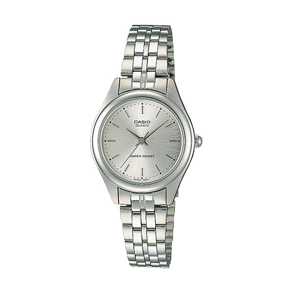 Casio LTP-1129A-7AV Women's Stainless Steel Watch