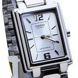 Casio LTP-1238D-7A Women's Stainless Steel Watch
