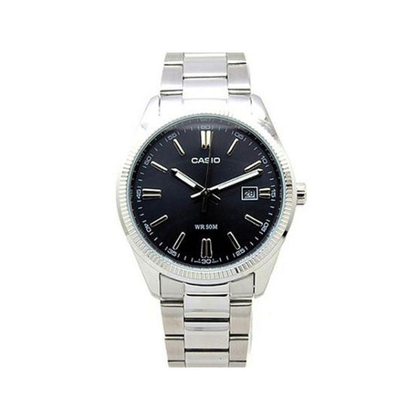 Casio Standard LTP-1302D-1A1V Women's Stainless Steel Watch