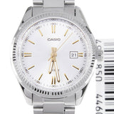Casio LTP-1302D-7A2V Women's Stainless Steel Watch