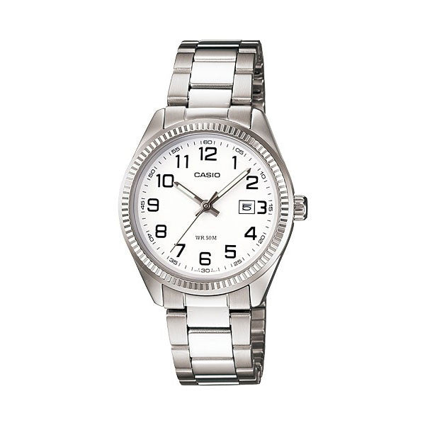 Casio LTP-1302D-7BV Women's Stainless Steel Watch