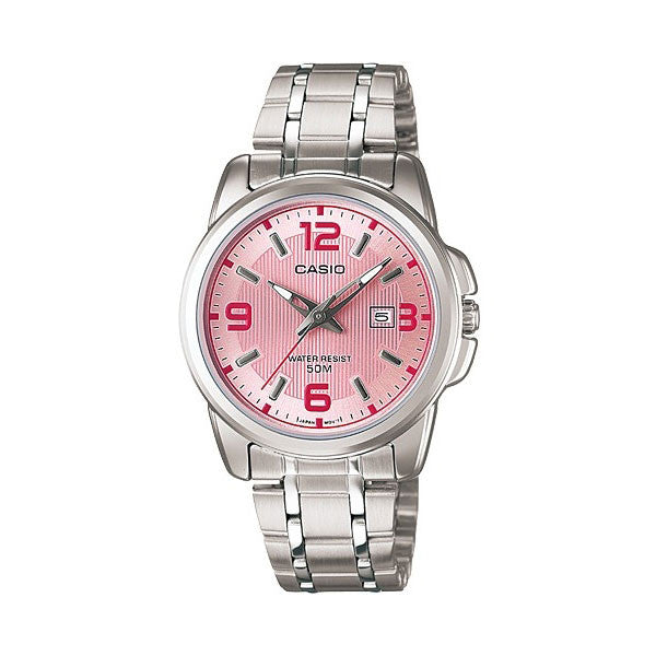 Casio LTP-1314D-5AV Women's Stainless Steel Watch