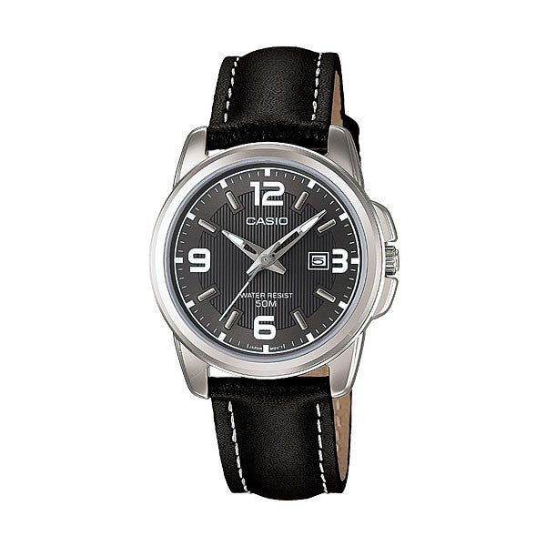 Casio LTP-1314L-8AV Women's Leather Watch