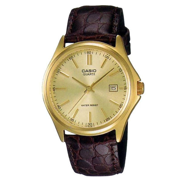 Casio MTP-1183Q-9A Men's Leather Watch