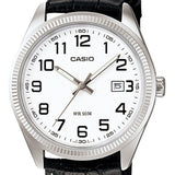 Casio MTP-1302L-7BV Men's Leather Watch