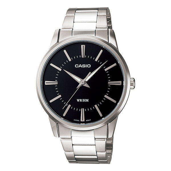 Casio MTP-1303D-1AV Men's Stainless Steel Watch