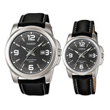 Casio MTP/LTP-1314L-8AV Couple Leather Watches
