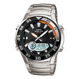 Casio Marine Gear AMW-710D-1AV Tide Graph LED Watch