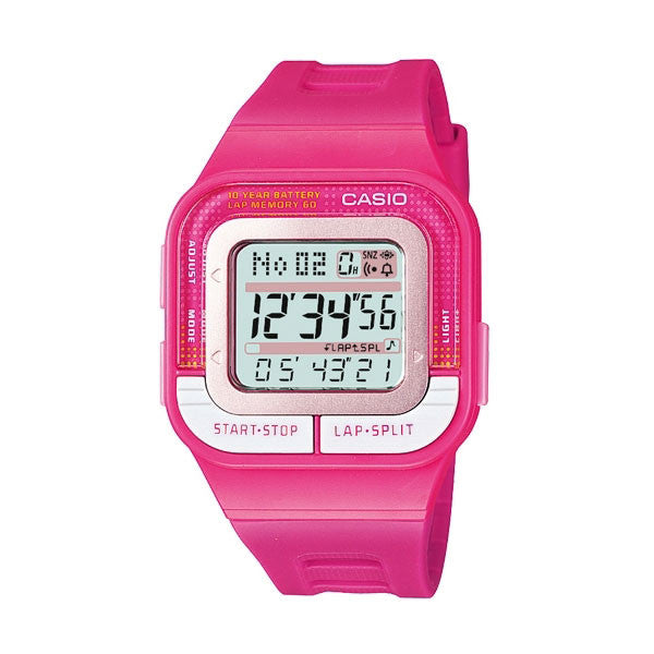 Casio SDB-100-4A Resin Watch