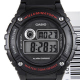 Casio W-216H-1AV Resin Watch