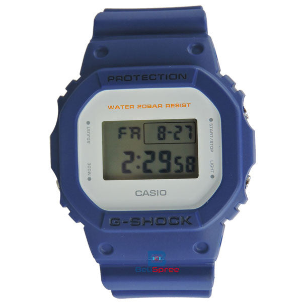 Casio G-Shock DW-5600M-2 Resin Watch