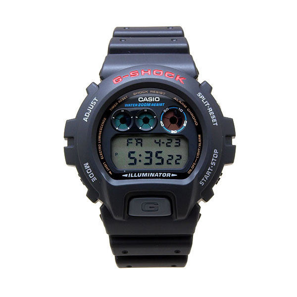 Casio G-Shock DW-6900-1V Resin Watch