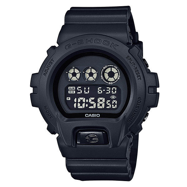 Casio G-Shock DW-6900BB-1 Resin Watch
