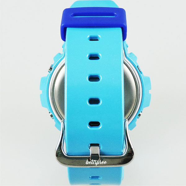 Casio G-Shock DW-6900CB-2 Metallic Blue Custom Assembled Resin Watch
