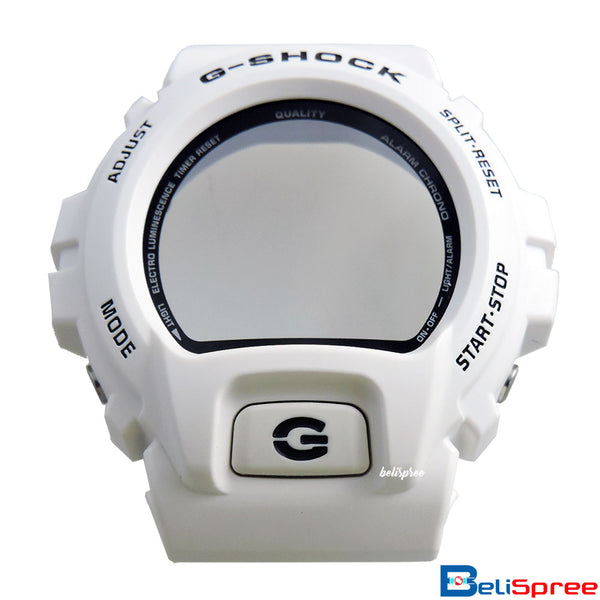 Casio G-Shock DW-6900DQM-7 Dave's Quality Meat Hardcase with Resin Band & Bezel